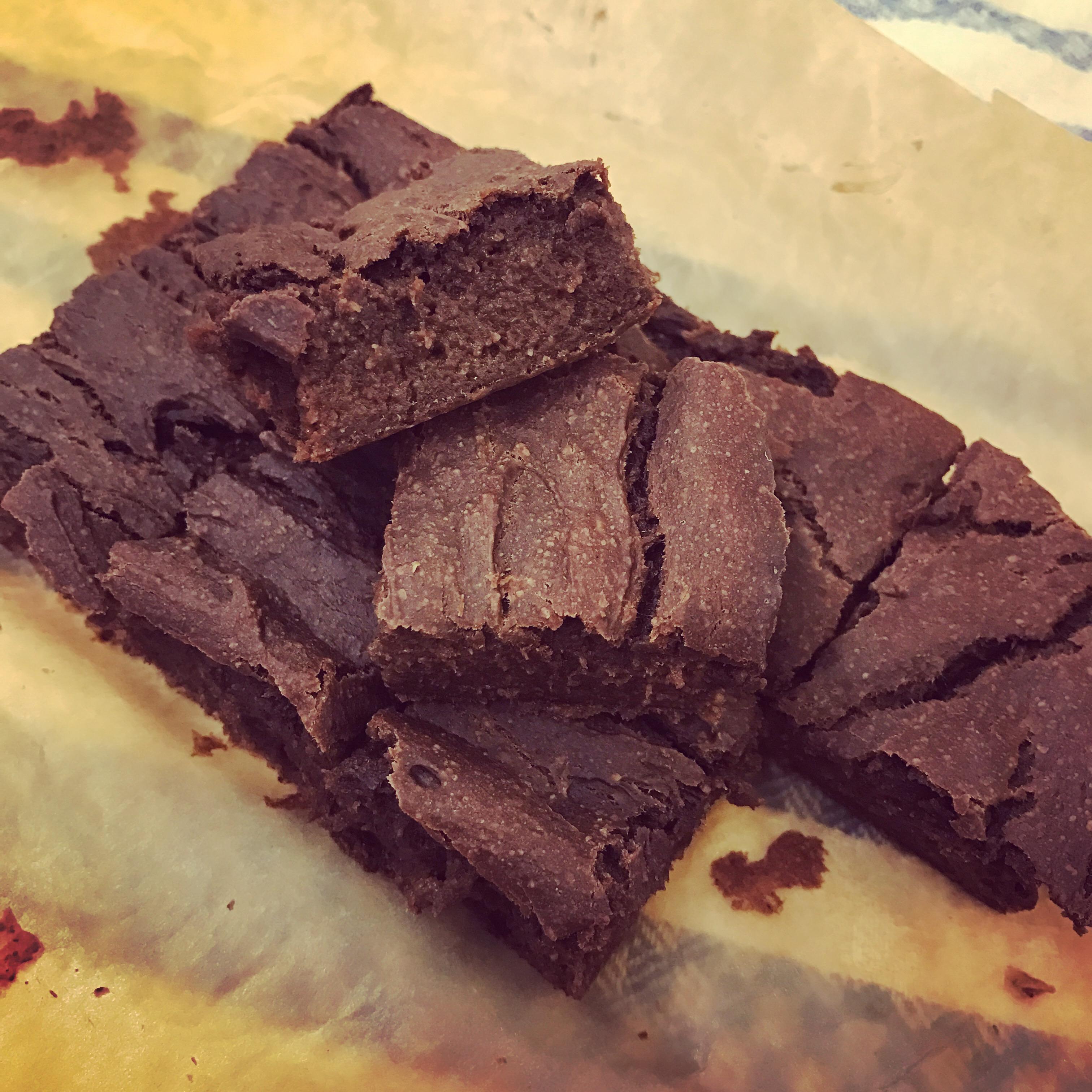 Nyttiga brownies