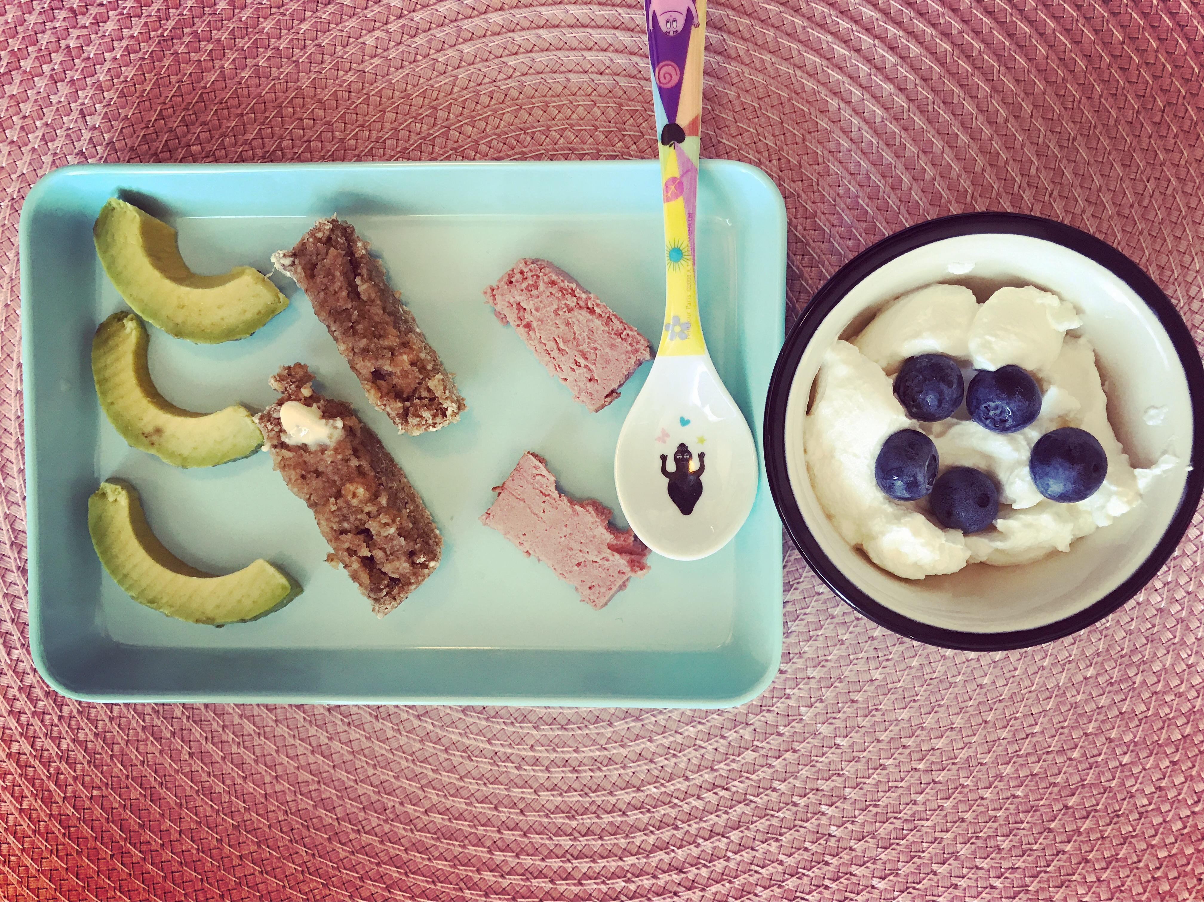 Frukost med yoghurt